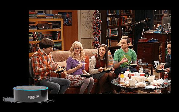 DISH Hands Free TV - Control Your TV with Amazon Alexa - RED BLUFF, CA - California - JULIOS SATELLITE - DISH Authorized Retailer