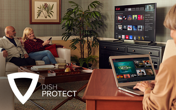 Get DISH Protect from JULIOS SATELLITE in RED BLUFF, CA - California